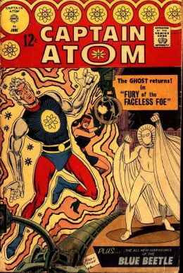 Captain Atom Number 86 Super-Hero Comic Book