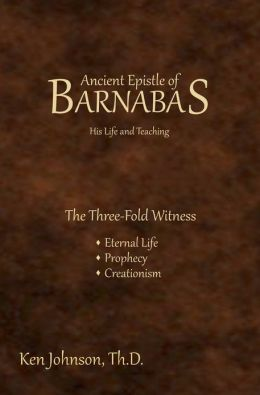 Ancient Epistle of Barnabas