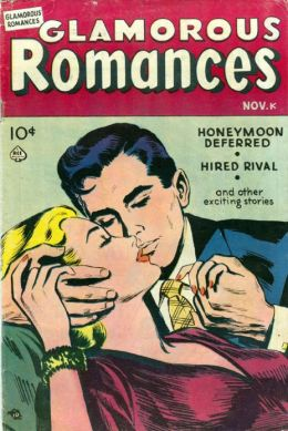 Glamorous Romances Number 43 Love comic book
