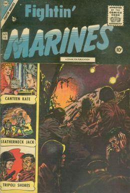 Fightin Marines Number 16 War Comic Book