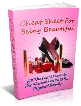 Cheat Sheet For Being Beautiful: All The Low Down On The Newest Products For Physical Beauty