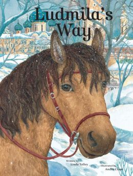 LUDMILA'S WAY Sharing Children's Picture Book
