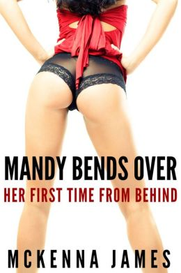 Mandy Bends Over