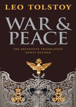 War and Peace: A Fiction and Literature, War Classic By Leo Tolstoy! AAA+++