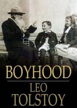Boyhood: A Biography Classic By Leo Tolstoy! AAA+++