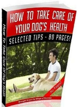 eBook about Dogs - How To Take Care Of Your Dog's Health - Did you know what your dog can be overweight too?