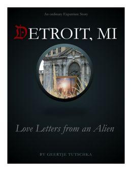 Detroit, Michigan - Februar