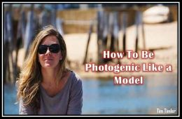 How To Be Photogenic Like a Model