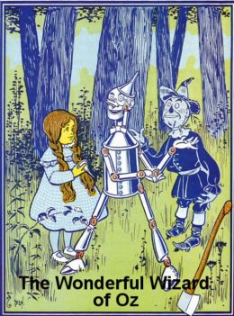 The Illustrated Wonderful Wizard of Oz by L. Frank Baum