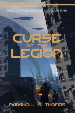 Curse of the Legion, a military science fiction adventure