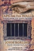 Book Cover Image. Title: Taps on the Walls:  Poems from the Hanoi Hilton, Author: John Borling