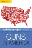 Book Cover Image. Title: Guns in America, Author: The Washington Post