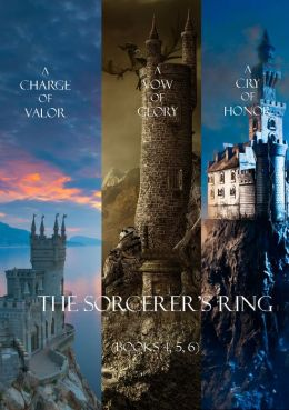 Bundle of The Sorcerer's Ring (Books 4,5,6)