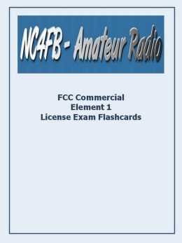 FCC Element 1 License Exam Flashcards