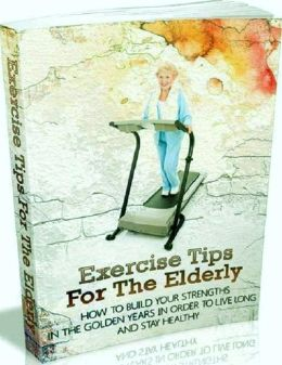 Key To Exercise Tips For The Elderly - For seniors to improve their muscle strength and balance to assist in preventing falls...
