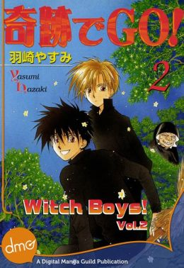 Witch Boys! Vol. 2 (manga)