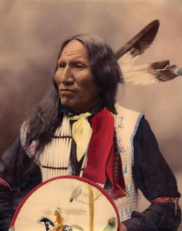 Exhibition : portraits of American Indians : comprising the Blackfeet Indians of Montana and the Pueblo Indians of New Mexico