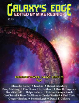 Galaxy's Edge Magazine: Issue 2, May 2013