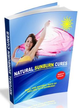 Natural Sunburn Cures