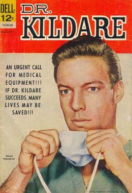 Dr. Kildare Number 5 Medical Comic Book
