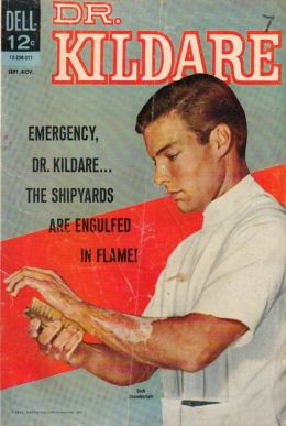 Dr. Kildare Number 7 Medical Comic Book