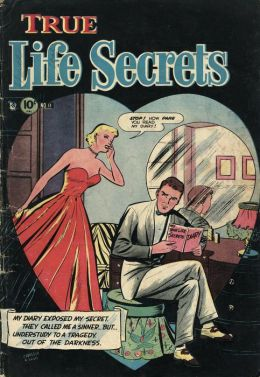 True Life Secrets Number 11 Love Comic Book