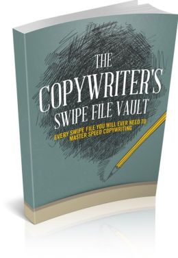 The Copywriters Swipe File Vault The Copywriters Swipe File Vault - Every Swipe File You Will Ever Need To Master Speed Copywriting