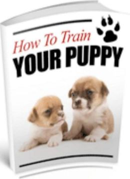 Dog Lover eBook on How To Train Your Puppy - Puppy Housebreaking Step By Step Guide...