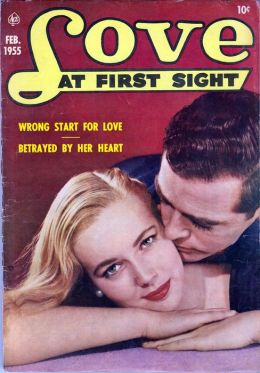 Love at First Sight Number 33 Love Comic Book