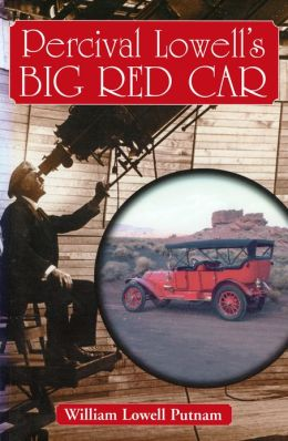 Percival Lowell's Big Red Car