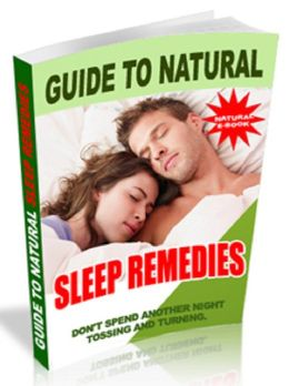 Guide to Natural Sleep Remedies