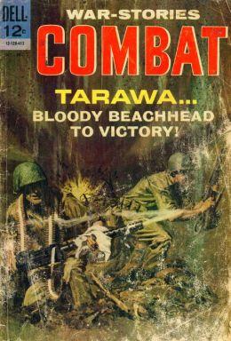 Combat Number 14 War Comic Book