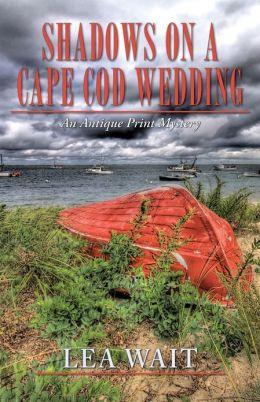 Shadows on a Cape Cod Wedding