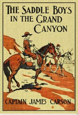 The Saddle Boys in the Grand Canyon