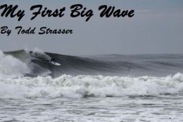 My First Big Wave