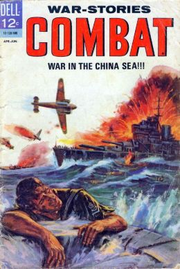 Combat Number 16 War Comic Book