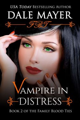 Vampire in Distress (Book 2 of Family Blood Ties)