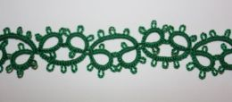 PATTERN #2847 CARTER TATTED EDGE VINTAGE TATTING