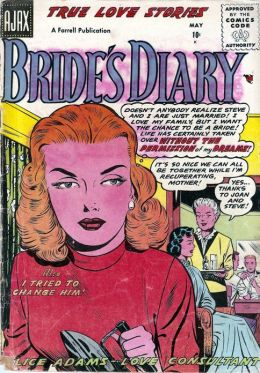 Bride's Diary Number 9 Love comic book
