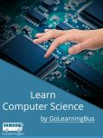 Book Cover Image. Title: Introduction to Computer Science- By GoLearningBus, Author: WAGmob
