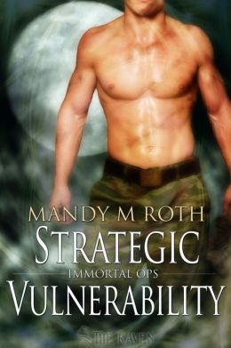 Strategic Vulnerability (Immortal Ops Series #4)