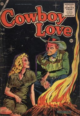 Cowboy Love Number 30 Love Comic Book