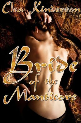 Bride of the Manticore (Reluctant Monster Breeding Erotic Romance)