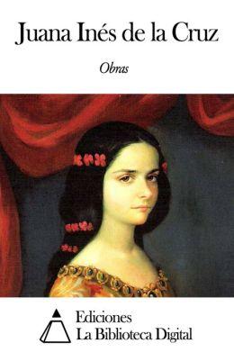 Obras de Juana Inés de la Cruz