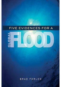 Five Evidences for a Global Flood