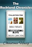 Book Cover Image. Title: The Rockland Chronicles:  Collection One, Author: Chautona Havig