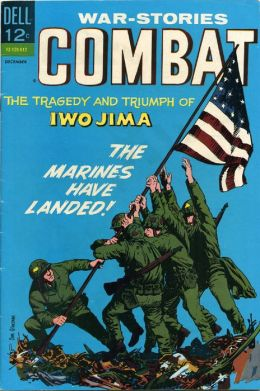 Combat Number 22 War Comic Book