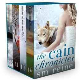The Cain Chronicles Collection (New Moon Summer, Blood Moon Harvest, Moon of the Terrible, and Red Rose Moon)