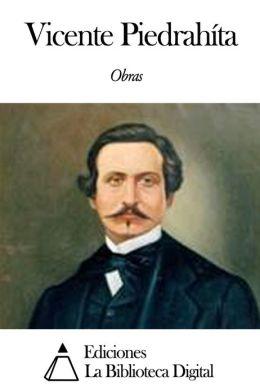 Obras de Vicente Piedrahíta