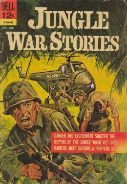Jungle War Stories Number 2 War Comic Book